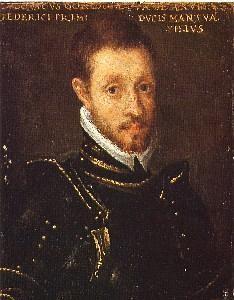 Ritratto di Ludovico Gonzaga-Nevers. Innsbruck, collezione del castello di Ambras.