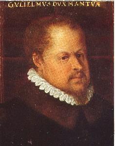 Ritratto di Guglielmo Gonzaga. Innsbruck, collezione del castello di Ambras.