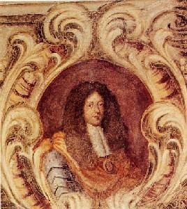 Ritratto di Carlo II Gonzaga-Nevers. Mantova, Palazzo Ducale