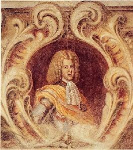 Ritratto di Ferdinando Carlo Gonzaga-Nevers. Mantova, Palazzo Ducale.