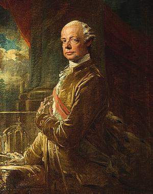 Ritratto di Leopoldo II d'Asburgo-Lorena.