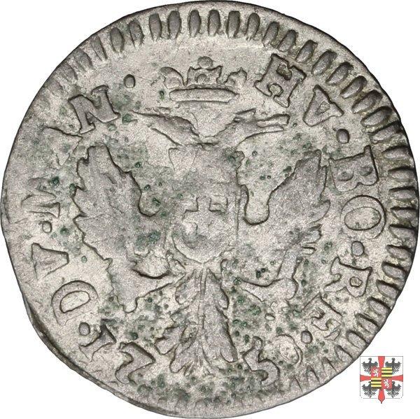 Cinque soldi 1750 (Mantova)