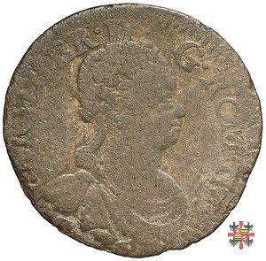 Cinque soldi 1755 (Mantova)
