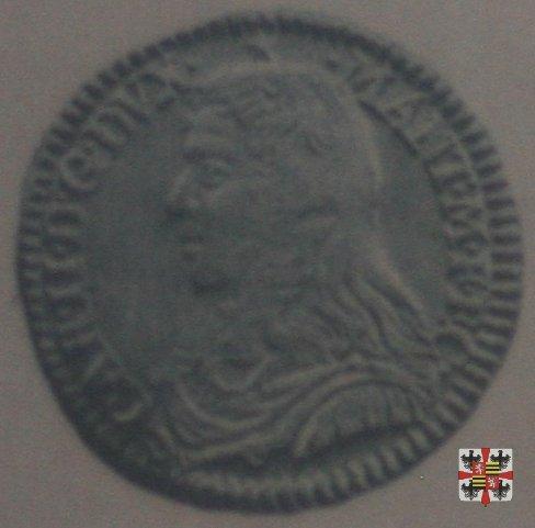 Dodicesimo di scudo (Luigino) 1660 (Charleville)