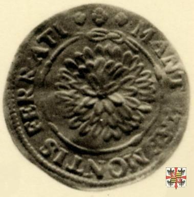 Doppia dell'incoronazione 1612 (Casale)