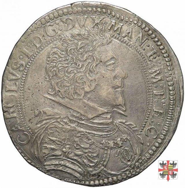 Ducatone con lo zodiaco 1629 (Mantova)