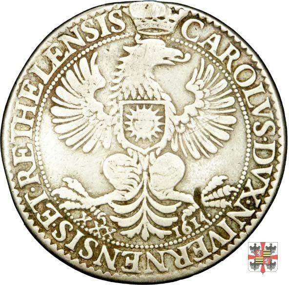 Florin a XXX sols 1614 (Charleville)