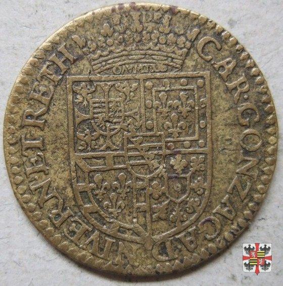 Gettone con SOLVS DEDIT 1614
