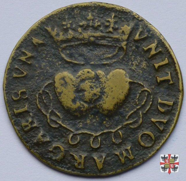 Gettone per il matrimonio con Enrico II