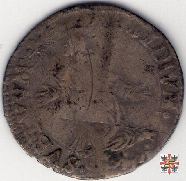 Giulio con San Francesco 1605 (Mantova)