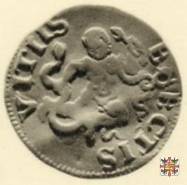 Grosso con Ercole e i serpenti  (Mantova)