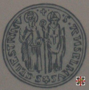 Grosso con Sant'Anselmo e San Celestino  (Mantova)