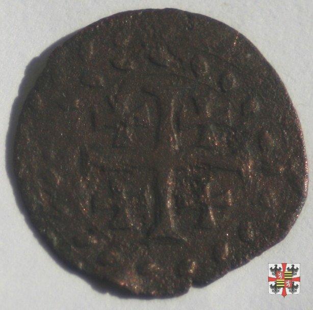 Grosso con la croce di Gerusalemme  (Mantova)