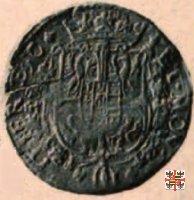 Lira con la croce trilobata  (Mantova)