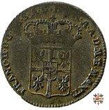 Lira da venti soldi 1796 (Mantova)