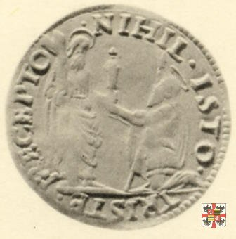 Mezza lira moceniga  (Mantova)