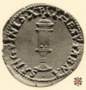 Mezzo giulio con il reliquiario  (Mantova)
