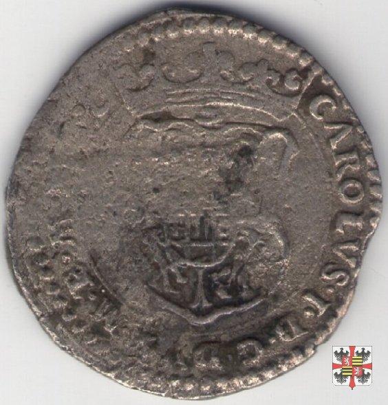 Otto soldi con l'Immacolata Concezione  (Mantova)