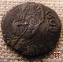 Quarto con Santa Caterina 1608 (Casale)