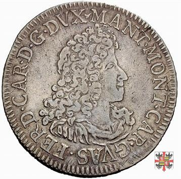 Scudo col trofeo d'armi 1706 (Mantova)