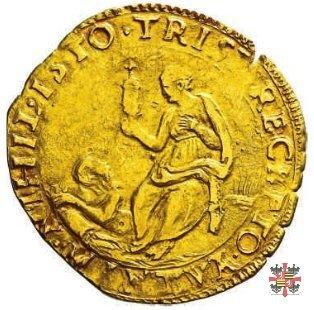 Scudo d'oro con il Mincio sdraiato  (Mantova)