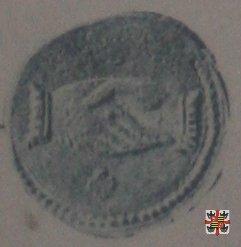 Sesino con Virgilio e la stretta di mano  (Mantova)