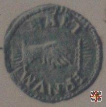 Sesino con lo stemma e la stretta di mano  (Mantova)