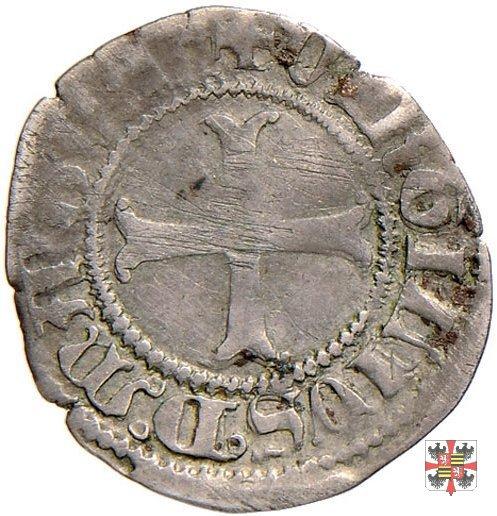 Soldino con la croce  (Mantova)