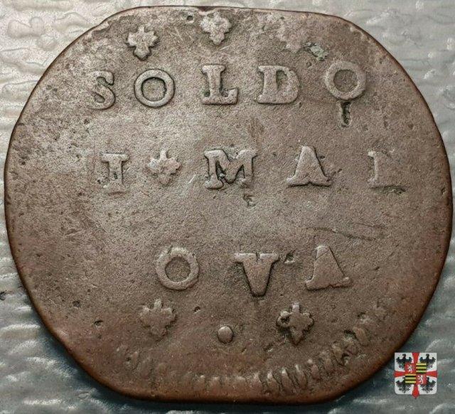 Soldo 1757 (Mantova)