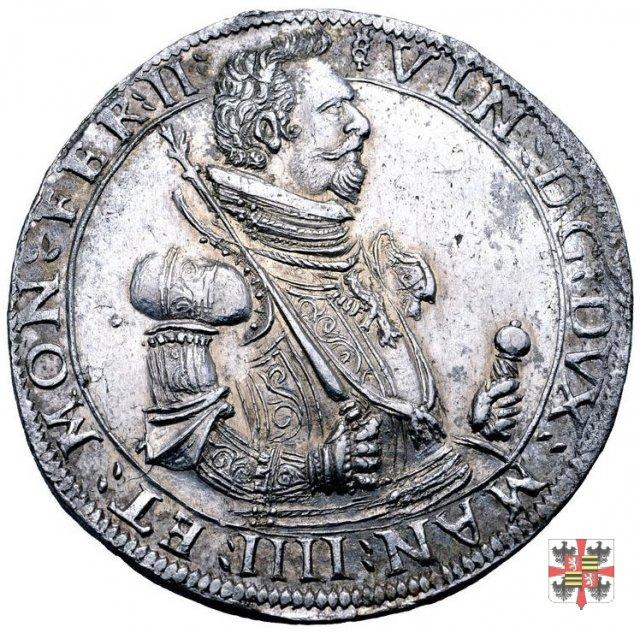 Tallero con l'aquila imperiale  (Mantova)