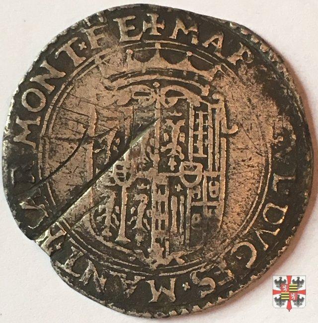 Bianco con la croce ornata 1563 (Casale)