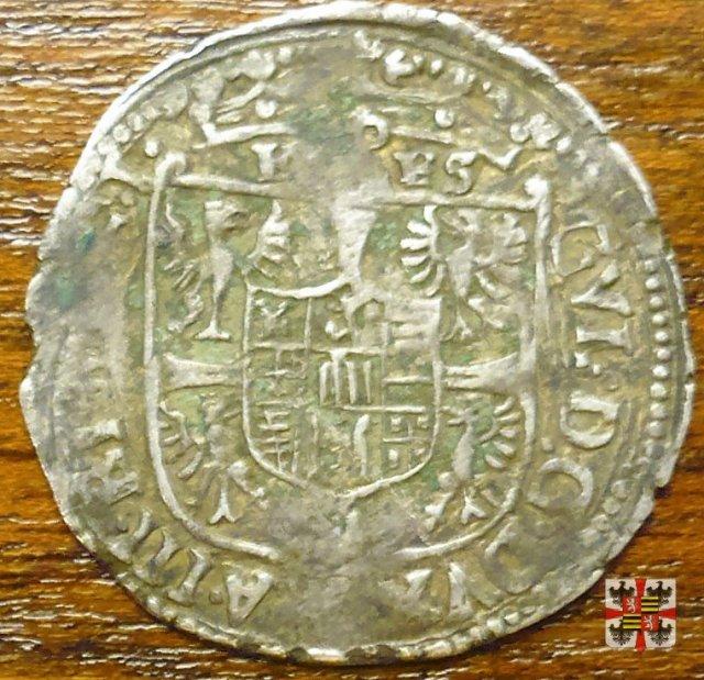 Giulio con Santa Barbara  (Mantova)