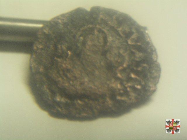 Quarto con Sant'Evasio e busto a d. 1583 (Casale)
