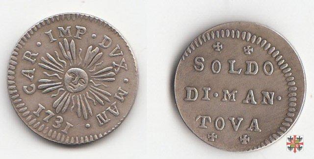 Soldo 1731