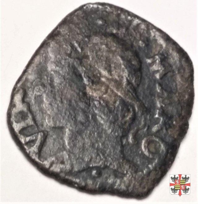 Bagattino con Virgilio e la croce biforcata  (Mantova)