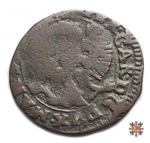 Cavallotto con Sant'Evasio 1693 (Casale)